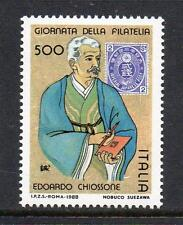 ITALY MNH 1988 SG2016 STAMP DAY