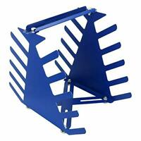 HOT Screen Printing Squeegee Rack Scraper Spatula Steel Holder Organizer