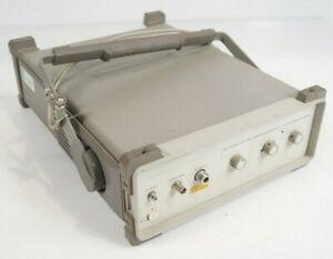HP Agilent 85640A Portable Tracking Generator