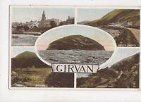 Girvan Ayrshire 1943 Postcard 155b