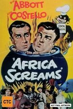 Africa Screams (DVD, 2004)