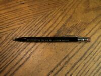 Vintage Wood Shaft Mechanical Pencil  Midland Mutual Fire Ins Co   Newton Kansas