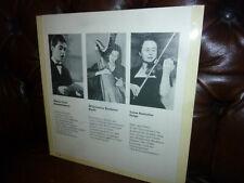 "Haydn Adagio from Violin Concert, LUISE SCHLATTER, Swiss Turicaphon AG LP, 10"""