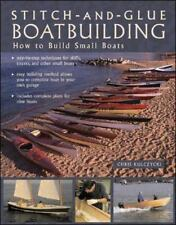 New ListingStitch-and-Glue Boatbuilding: How to Build Kayaks and Other Small Boats
