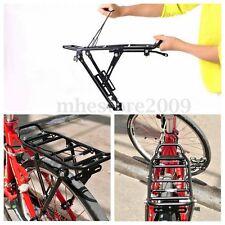 Bicycle Mountain Bike Luggage Seat Post Pannier Carrier DISC BRAKE Rear Rack New