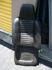 1970-1972 Triumph TR-6 Left and Right High Back Seats