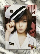 SNSD Girls Generation Star Collection Card #TI006 Tiffany