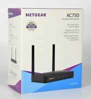 Netgear AC750 Dual Band WiFi Router 450Mbps / 4 Port R6020-100NAS