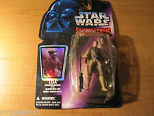 1996 KENNER STAR WARS: SHADOWS EMPIRE LEIA BOUSHH DISGUISE FIGURE  Carrie Fisher