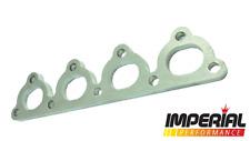 Honda D series Stainless steel exhaust manifold flange D15 D16 SOHC