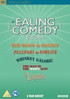 Neuf Vintage Classics Ealing Comédie Collection DVD (OPTD4129)