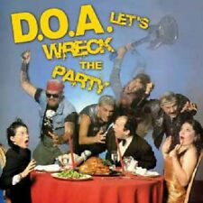 D.O.A. - Let's Wreck the Party [New CD]