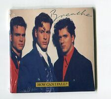 Breathe SEALED (!) 3-INCH-cd-maxi HOW CAN I FALL © 1988 UK-4-track # SRNCD 102