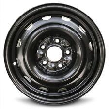 16x6.5 Inch for 2008-2014 Volkswagen Routan Steel Wheel Rim 5 Lug Black