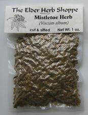 Mistletoe Herb (European) 1 oz. The Elder Herb Shoppe