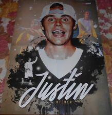 Justin Bieber / Camila Cabello -  Magazine Poster A2 France