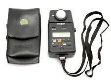 Excellent Minolta Auto Meter IIIF (Ambient/Flash) With Case #31160