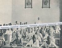 Deutsch Ostafrika - Kolonie - Tansania - Klassenzimmer - um 1915 - L 18-11