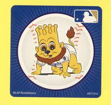 10 Kansas City Royals Mascot - Large Stickers - Major League Baseball