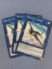 IGAS-EN095 Bellcat Fighter x3 1st Edition