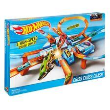 Hot Wheels Criss Cross Crash Play Set