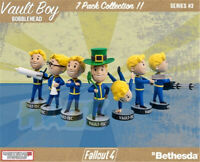 "Fallout 4 Vault Boy 111 Series 3 Bobblehead 5"" Figure Bethesda Model Toys Gift"