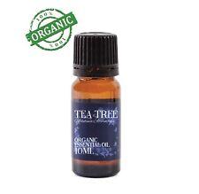 Mystic Moments | Tea Tree Organic Essential Oil - 100% Pure - 10ml (CO10TEATREE)