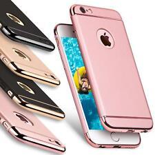 Handy Bumper Hardcase Cover für Apple iPhone Schutz Hülle Handyhülle Tasche Case