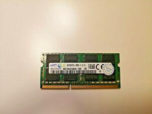 Samsung 8G 8GB DDR3 SODIMM PC3L-12800 Laptop Ram Memory