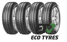 4X Tyres 175 65 R14 82T Pirelli Cinturato P1 Verde C B 69dB