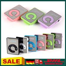 Clip MP3 Player Musik Player ohne Bildschirm, Speicherunterstützung Bis 8 GB