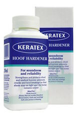 Keratex Hoof Hardener 250ml bottles - 3-pack