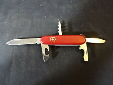 Victorinox Rostfrei Switzerland Folding Pocket Knife Can Opener Screw Driver