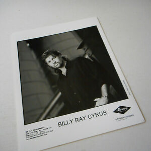 Billy Ray Cyrus Publicity Photo