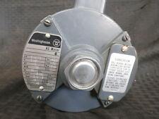 Westinghouse 314P170, 1/6 Hp, 1725 RPM, FR- DK48Y, AC Motor **New**