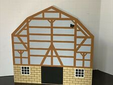 1992 Cats Meow Amish Barn Raising A Country Tradition Downtown Wooster Ohio