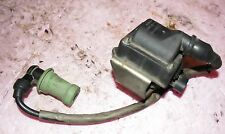 07 08 09 10 11 12 VESPA GTV 250 GTS 250 300 IGNITION COIL ELECTRIC WIRE SOCKET