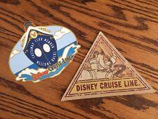 New Disney Cruise Line Castaway Club Car Fridge Magnets 2