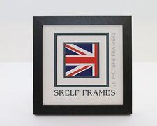 Skelf Frames - Phoenix Black Wood Square Picture Photo Poster Frame