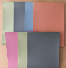 A4 Pearlescent Papers 7 Colours, 10 Of Each