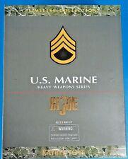 "GI Joe 12"" US Marine Heavy Weapons Series Timeless Collection Mortar Shell M60"