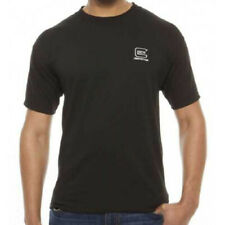Glock OEM Perfection Short Sleeve T-Shirt 3XL 3X-Large Black Cotton Md: AA11005