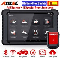 Full Systems OBD2 Diagnostic ABS Oil EPB DPF SAS Battery Reset Injector Coding