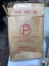 POTTER ELECTRIC SIGNAL VSR-D