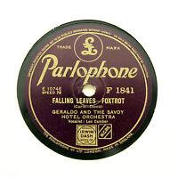 1) 78 RPM BARGAIN BUNDLE - 5 x Geraldo & His Orchestra PARLOPHONE [78 RPM]
