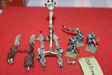 Games Workshop Warhammer Tomb Kings Screaming Skull Catapult Painted Metal OOP