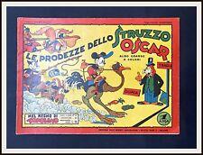 ⭐ STRUZZO OSCAR - Regno di Topolino Disney # 21 -1936- DISNEYANA.IT ⭐