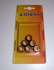ATHENA KIT 6 RULLI VARIATORE (15X12X6,0GR) PIAGGIO SI 50 MIX