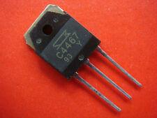 5pcs 2SC4467 C4467 SANKEN Audio AMP Transistor PNP 120V
