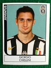 CALCIATORI 2005-2006 05 06 n 155 JUVENTUS CHIELLINI  Figurina Sticker Panini NEW